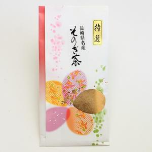 """長崎そのぎ茶 """"特選""""玉緑茶100g e-nagasaki"""