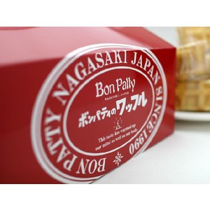 ボンパティのワッフル-27コ入ギフトBOX|e-nagasaki