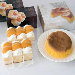 【長崎地元民 御用達】シースクリーム6個・半熟カステラ 詰合せ|e-nagasaki