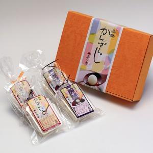 【紙箱入スマイルセット】島原かんざらし・かんざらしぜんざい 各2食詰合せ|e-nagasaki
