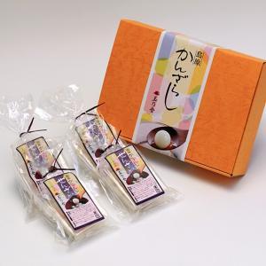 【紙箱入スマイルセット】島原かんざらしぜんざい 4食詰合せ|e-nagasaki