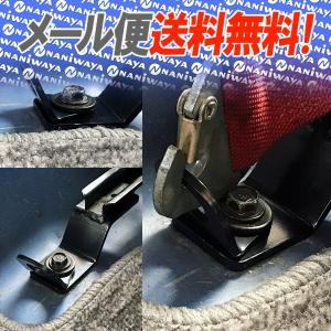 NANIWAYA/ナニワヤ シートベルトアダプター シートベルトフック 1個(1pc) 4点式ベルトの取り付けに!|e-naniwaya