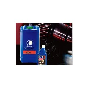 Omega/オメガ ギアオイル 690 レッドラベル SPEC-0 75W-90相当 1L|e-naniwaya