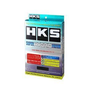 HKS/エッチケーエス SUPER HYBRIDE FILTER(スーパーハイブリッドフィルター) フィット/GE6、GE7、GE8、GE9 商品番号:70017-AH013|e-naniwaya
