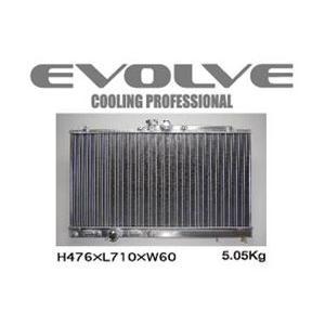HPI/エイチピーアイ EVOLVE Light SH/エヴォルブ ライト エスエイチ ラジエター ランサー/CT9A<br />商品番号:HPARE-CT9ASH|e-naniwaya