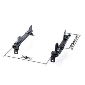 BRIDE/ ランサーエボリューション/ FOタイプ CT9A スーパーシートレール ブリッド 右座席用 商品番号:M019FO