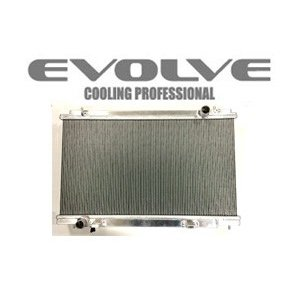 HPI/エイチピーアイ EVOLVE Light SH/エヴォルブ ライト エスエイチ ラジエター フェアレディZ/Z33(VQ35HR) 商品番号:HPARE-Z33BSH|e-naniwaya