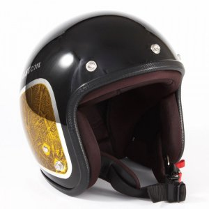 72JAM(ジャムテックジャパン) ジェットヘルメット72JAM JET WEED(イエロー) [JCP-34]|e-net