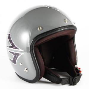 72JAM(ジャムテックジャパン) ジェットヘルメット72JAM JET Spindle(アイリッシュグレー) [JCP-38]|e-net