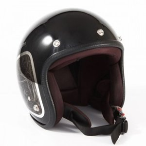 72JAM(ジャムテックジャパン) ジェットヘルメット72JAM JET WEED(ブラック) [JCP-40]|e-net