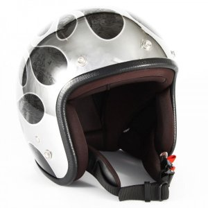 72JAM(ジャムテックジャパン) ジェットヘルメット72JAM JET FLAMES T-2(ブラック) [JCP-46]|e-net