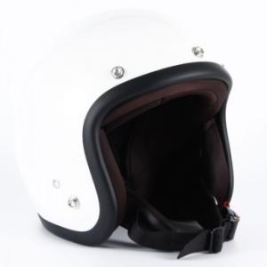 72JAM(ジャムテックジャパン) ジェットヘルメット72JAM JET PEARL GOLD WHITE(HD純正色 ゴールドパール) [JJ-09]|e-net