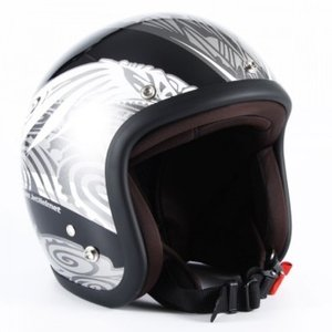 72JAM(ジャムテックジャパン) ジェットヘルメット72JAM JET NATIVE(ブラック) [JJ-15]|e-net