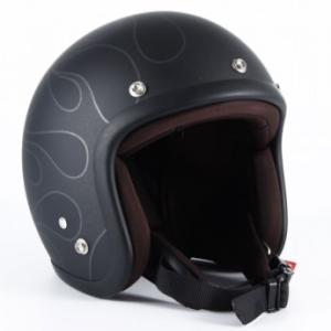 72JAM(ジャムテックジャパン) ジェットヘルメット72JAM JET STEALTH(マットブラック) [JJ-16]|e-net