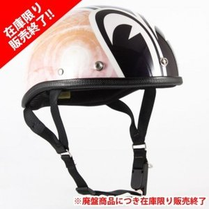72JAM(ジャムテックジャパン)ダックテールヘルメットSP TADAO(SP忠男)ジャパン(ピンク) [SPDT-01]|e-net