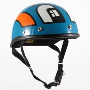 72JAM(ジャムテックジャパン)ダックテールヘルメットSP TADAO(SP忠男)チャンプ(ブルー) [SPDT-02]|e-net