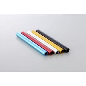 アクティブ(ACTIVE) ストレートオイルクーラーサイドカラー 7ROW 4PC ブルー [49.2mm](1050741) e-net