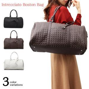 REGiSTA(レジスタ) カジュアルにも使えるオリジナルイントレチャートボストンバッグ/505-women|e-net