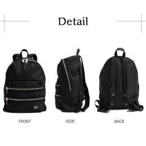 REGiSTA(レジスタ) 適度なサイズ感と軽量設計で実用性をしっかり備えたバックパック/549-men|e-net|07