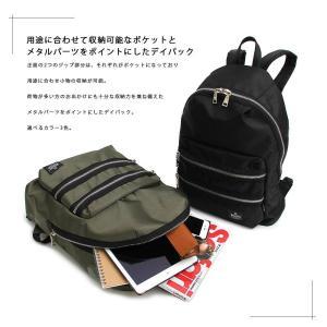 REGiSTA(レジスタ) 適度なサイズ感と軽量設計で実用性をしっかり備えたバックパック/549-men|e-net|08