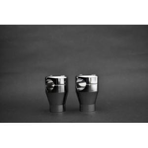アルキャンハンズ ドラックポスト/サークルヘッド/2インチ[F40020C]|e-net
