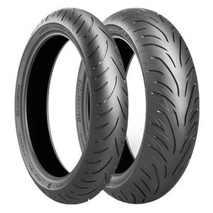 ブリヂストン 二輪車用タイヤ BATTLAX(バトラックス) SPORT TOURING T31 (MCR05484) (リア)170/60ZR17(72W)TL|e-net