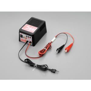 【品名】 バッテリー充電器 P2020EV3 回復&維持充電器  【品番】 65928  ※必ず注意...