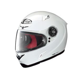 デイトナ(DAYTONA)NOLAN(ノーラン)X-Lite フルフェイスヘルメット X802R ソリッド ホワイト/11 XL 78456|e-net