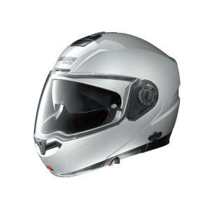 デイトナ(DAYTONA)フルフェイスヘルメット N104 ソリッド プラチナシルバー/1 M 78491|e-net