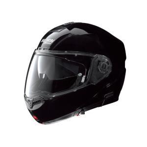 デイトナ(DAYTONA)フルフェイスヘルメット N104 ソリッド グロッシーブラック/3 M 78494|e-net