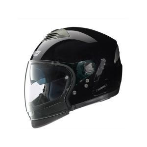 デイトナ(DAYTONA)NOLAN(ノーラン)フルフェイスヘルメット N43E ソリッド グロッシーブラック/3 M 78524|e-net