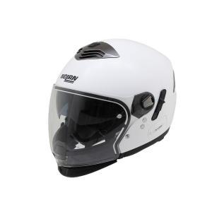 デイトナ(DAYTONA)NOLAN(ノーラン)フルフェイスヘルメット N43E ソリッド メタルホワイト/5 M 78527|e-net