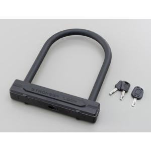 デイトナ(DAYTONA)STRONGER U字ロック 220mm[79017]|e-net