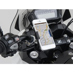 【在庫有】デイトナ(DAYTONA)バイク用スマートフォンホルダー クイックタイプ[79351]|e-net