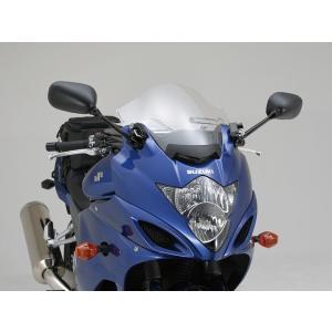 デイトナ(DAYTONA)ヘルメットホルダー ミラークランプタイプ   ■GSX1300Rハヤブサ('08〜'14)バンディット1250F('10〜'13)[79407]|e-net