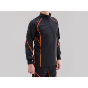 デイトナ(DAYTONA) HBV-001 防風インナーシャツ オレンジ XL(91217)|e-net