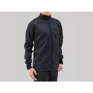 デイトナ(DAYTONA) HBV-002 防風インナーシャツ フルZIP ブラック XL(91220)|e-net