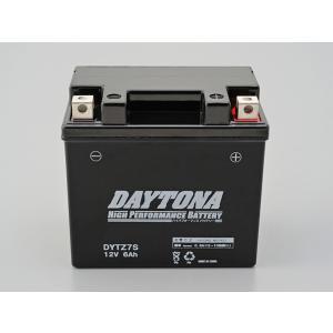 デイトナ(DAYTONA)ハイパフォーマンスバッテリー【DYTZ7S】   MFタイプ[92881]|e-net|02
