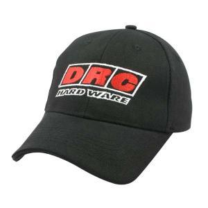 DRC キャップ フリーサイズ LOGO BLACK (D20-21-111)|e-net