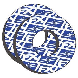 ファクトリーFX(FACTORY EFFEX) グリップドーナッツ(ブルー/ホワイト) [FX15-67920] e-net