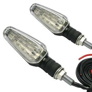 DRC モトレッド 602 LEDフラッシャー リプレースメントレンズクリアレンズ (D45-60-289)|e-net