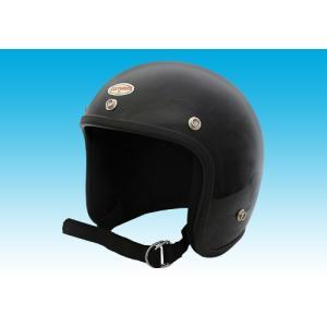 【K】イージーライダース(EASYRIDERS) ビンテージヘルメット ブラック 装飾用 黒[9650]|e-net