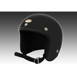 【K】イージーライダース(EASYRIDERS) ビンテージヘルメット マットブラック 装飾用 装飾用 マットブラック[9724]|e-net