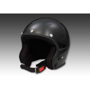 【K】イージーライダース(EASYRIDERS) X-JETヘルメット 黒[9762-BK]|e-net