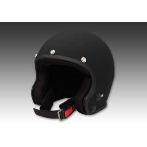 【K】イージーライダース(EASYRIDERS) X-JETヘルメット マットブラック[9762-MB]|e-net
