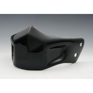 【K】イージーライダース(EASYRIDERS) X-JETヘルメット用 ガード X-1タイプ 黒[9763-BK]|e-net