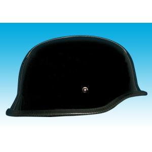 【K】イージーライダース(EASYRIDERS) ジャーマン2 黒 装飾用 装飾用 黒[9768]|e-net