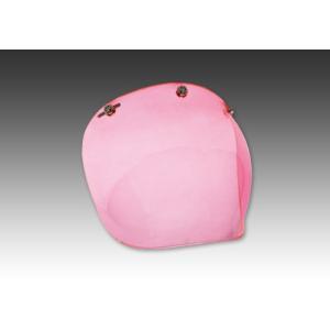 【K】イージーライダース(EASYRIDERS) バブルシールド ピンク ピンク[9794-PI]|e-net