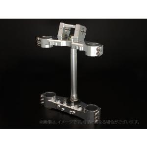 ギルドデザイン(G-Craft)CB1300 ステムキット Φ43-204-32.5 シルバー/CB1300SF/SB(BC-SC54/EBL-SC54) 2003-2013(61166)|e-net