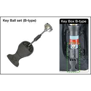 ヒットエアー(hit-air) オプション/リペアパーツ バックル型キーボールセット|e-net